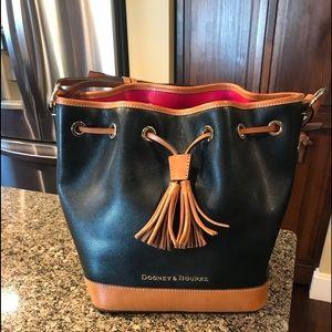 Handbags - Dooney & Bourke Claremont tassel bucket bag